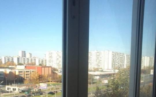 Мойка балконных окон